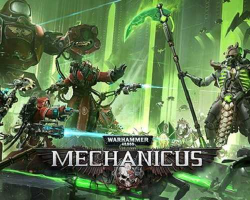 Warhammer 40000 Mechanicus Free Download
