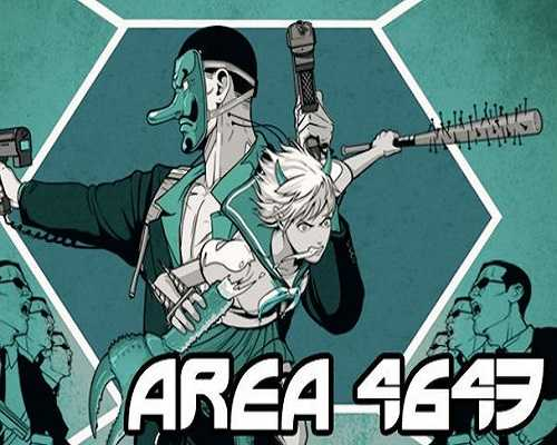 AREA 4643 PC Game Free Download