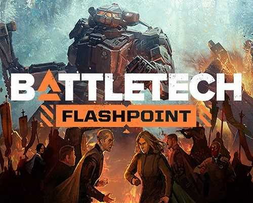 BATTLETECH Flashpoint Free PC Download