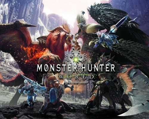 MONSTER HUNTER WORLD Free PC Download