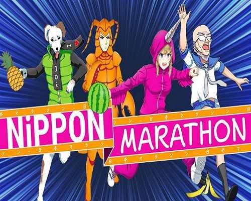 Nippon Marathon PC Game Free Download