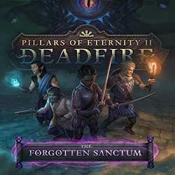 Pillars of Eternity II Deadfire The Forgotten Sanctum