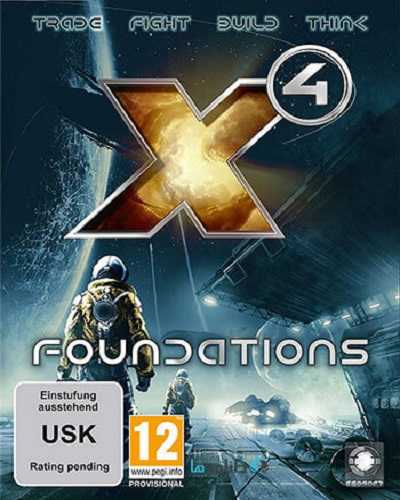 X4 Foundations PC Game Free Download