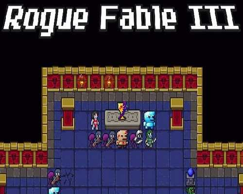 Rogue Fable III PC Game Free Download