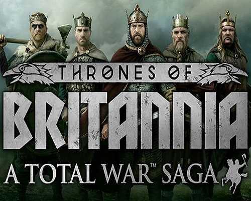 Total War Saga Thrones of Britannia Free