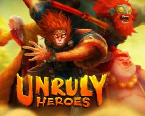 Unruly Heroes PC Game Free Download