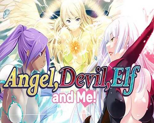 Angel Devil Elf and Me PC Game Free Download