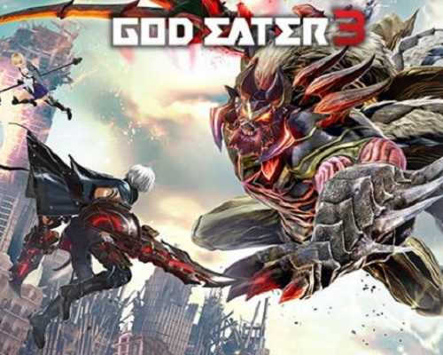 GOD EATER 3 PC Game Free Download