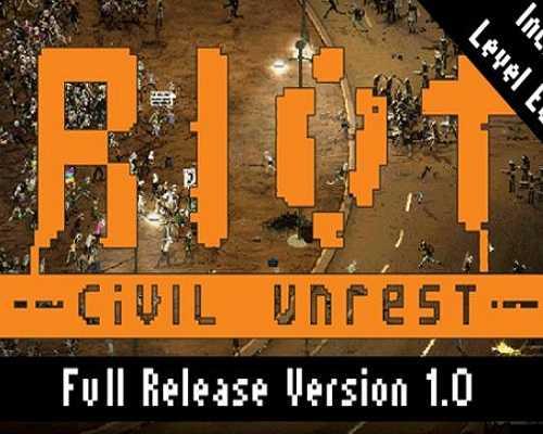 RIOT Civil Unrest PC Game Free Download
