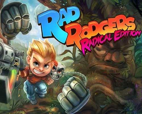 Rad Rodgers Radical Edition Free PC Download