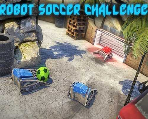 Robot Soccer Challenge PC Game Free Download