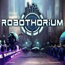 Robothorium Sci fi Dungeon Crawler