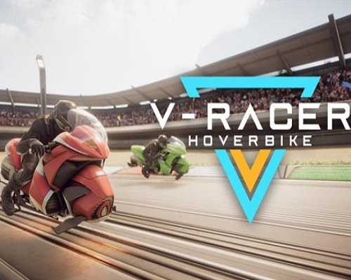 V Racer Hoverbike PC Game Free Download