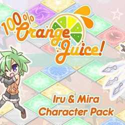 100 Percent Orange Juice Iru and Mira