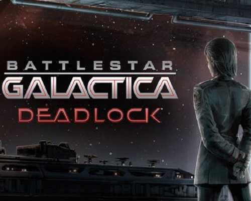 Battlestar Galactica Deadlock PC Game Free Download