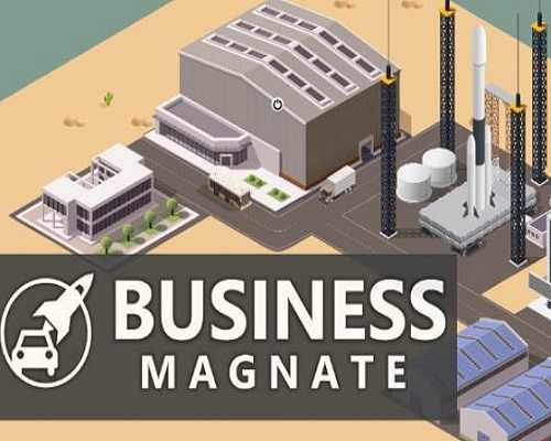 Business Magnate PC Game Free Download