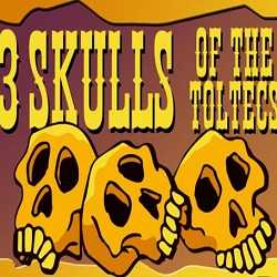 Fenimore Fillmore 3 Skulls of the Toltecs