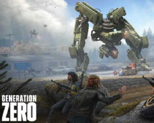 Generation Zero PC Game Free Download