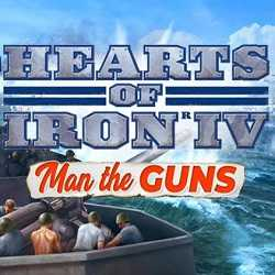 Hearts of Iron IV Man the Guns Free PC Download