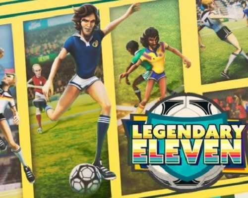 Legendary Eleven Epic Football Free PC Download