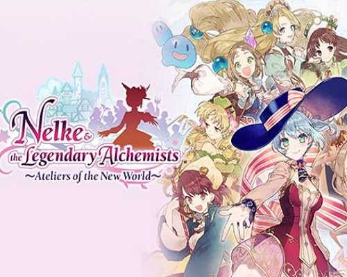 Nelke & the Legendary Alchemists Ateliers of the New World Free
