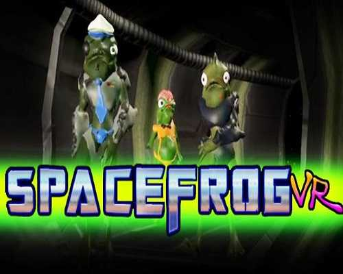 SpaceFrog VR PC Game Free Download