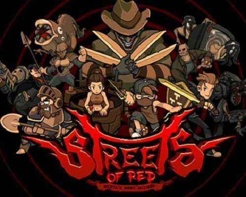Streets of Red Devils Dare Deluxe Free PC Download