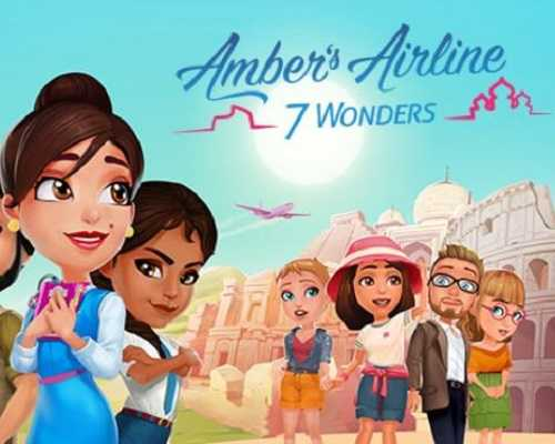 Ambers Airline 7 Wonder PC Game Free Download