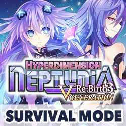 Hyperdimension Neptunia ReBirth 3 Survival