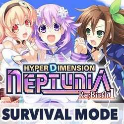 Hyperdimension Neptunia ReBirth1 Survival