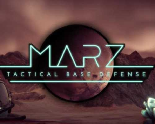 MarZ Tactical Base Defense PC Game Free Download