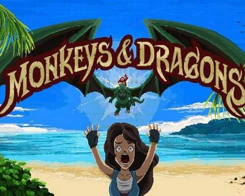 Monkeys & Dragons PC Game Free Download