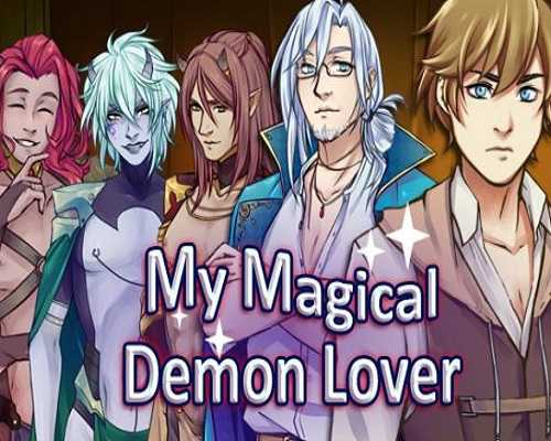 My Magical Demon Lover PC Game Free Download