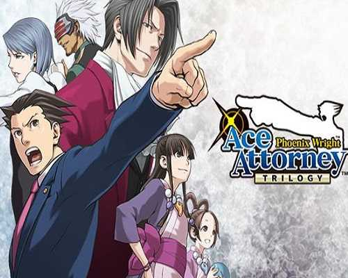 Phoenix Wright Ace Attorney Trilogy Free PC Download