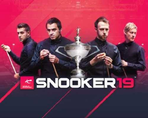 Snooker 19 Free PC Game Download