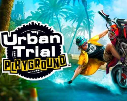 Urban Trial Playground PC Game Free Download