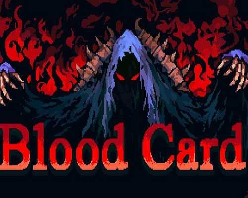 Blood Card PC Game Free Download