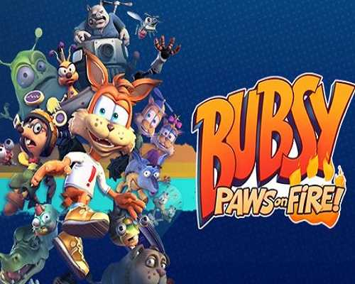 Bubsy Paws on Fire PC Game Free Download