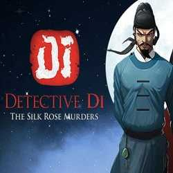 Detective Di The Silk Rose Murders