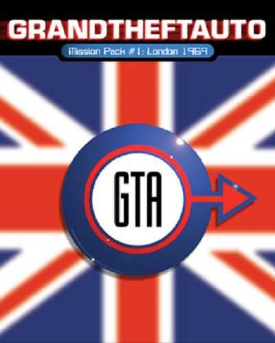 Grand Theft Auto London 1969 PC Game Free Download