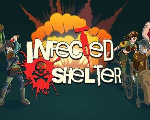 Infected Shelter PC Game Free Download