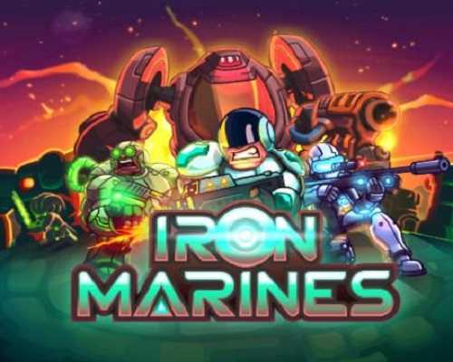 Iron Marines PC Game Free Download