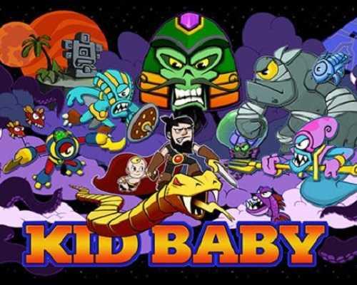 Kid Baby Starchild PC Game Free Download