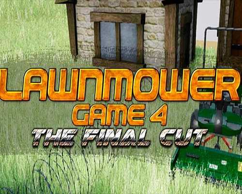 Lawnmower Game 4 The Final Cut PC Game Free Download