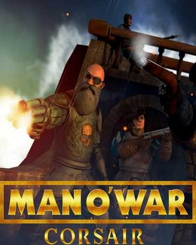 Man O War Corsair PC Game Free Download