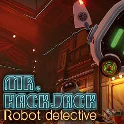 Mr Hack Jack Robot Detective