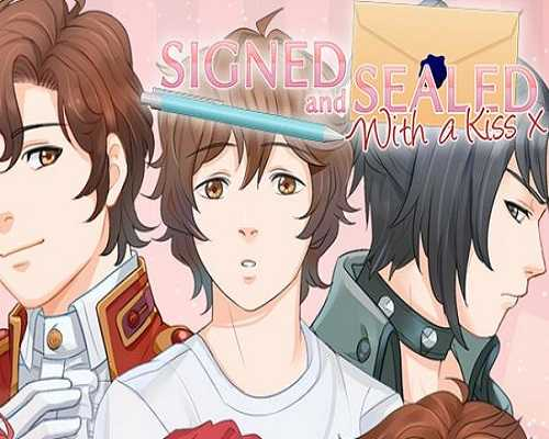 Signed and Sealed With a Kiss PC Game Free Download