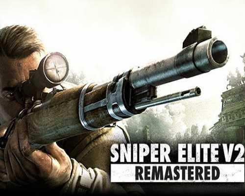 Sniper Elite V2 Remastered PC Game Free Download