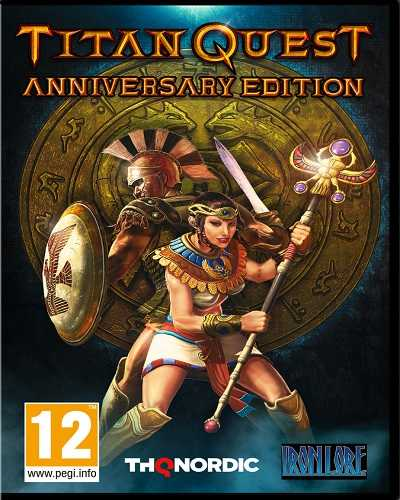 Titan Quest Anniversary Edition PC Game Free Download