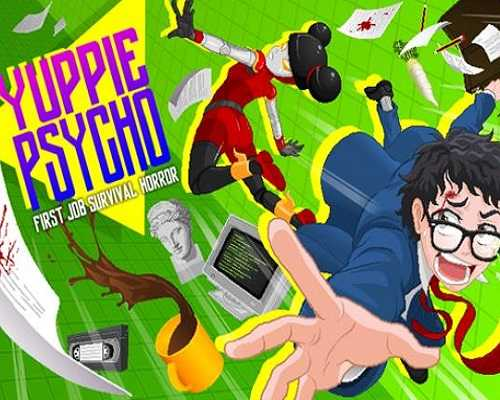 Yuppie Psycho PC Game Free Download